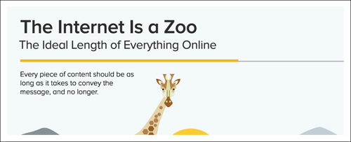 Pointers The Ideal Length of Everything Online