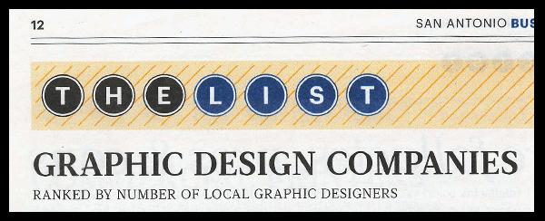 San Antonio Graphic Design Companies
